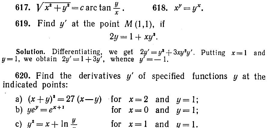 2111122 Chapter 2 Differentiation Of Functions