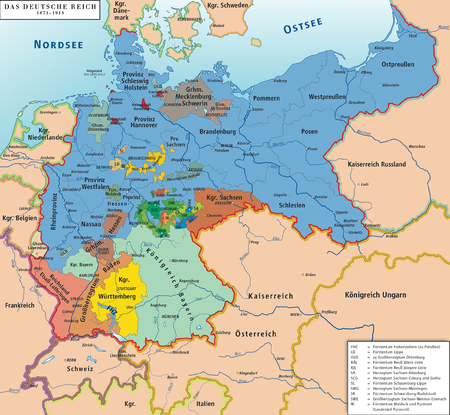 an introduction to the history of the german empire History of germany part of a series on the history of germany early prussia, saxony, and other states reorganized agriculture the introduction of sugar beets, turnips, and potatoes yielded a higher level of the german empire was thus founded, with the german states unified into a.